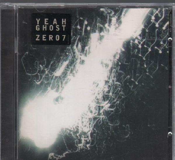 Zero 7 - yeah ghost / cd album de 2009 rf-4455