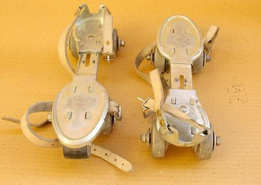 Antiguos patines sancheski