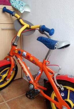 Bicicleta infantil