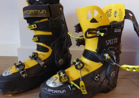 Botas esquí travesía