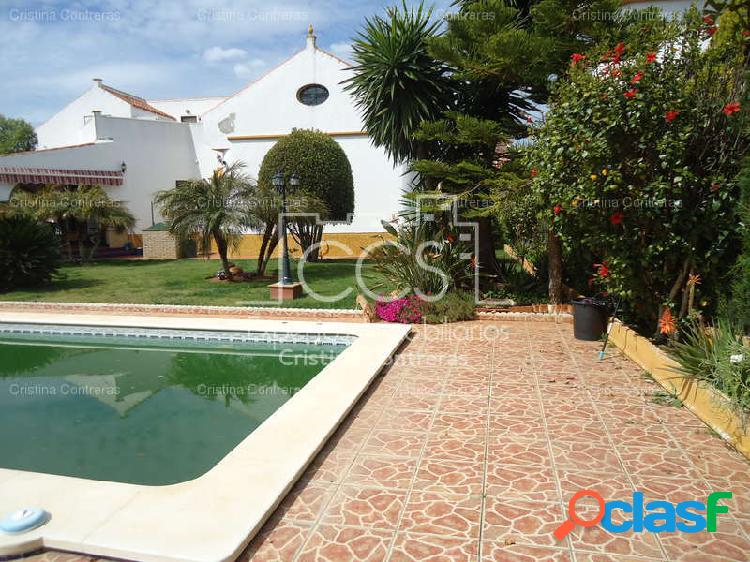 Chalet independiente - espartinas, aljarafe, sevilla [114240]