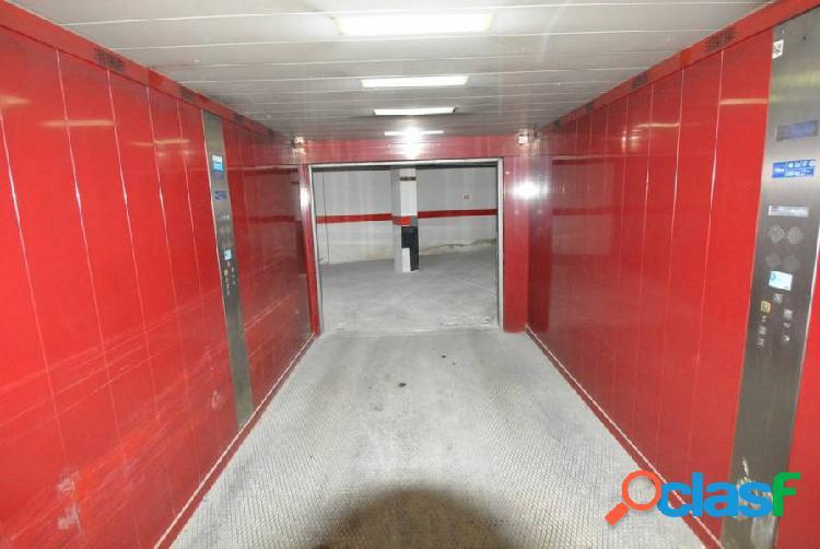 Alquiler plaza de garaje ideal para motocicletas. 1