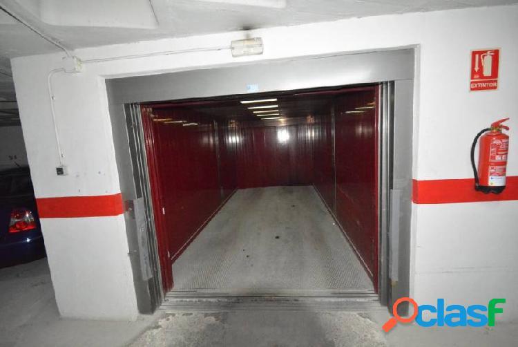 Alquiler plaza de garaje ideal para motocicletas. 3