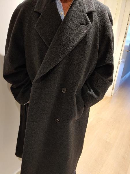 Abrigo caballero hombre talla 50