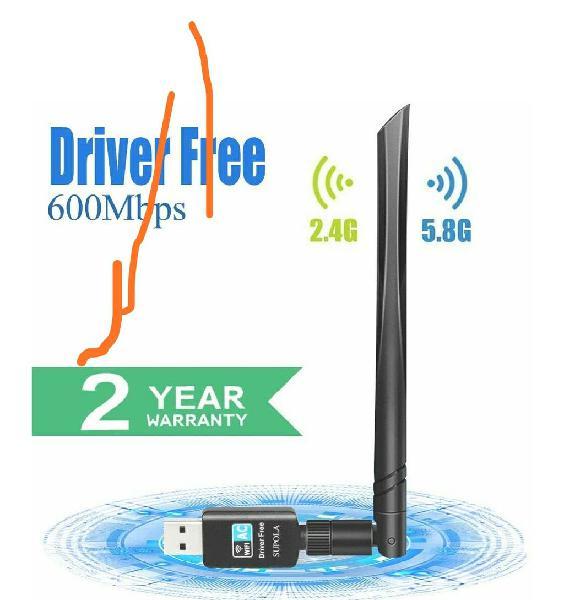 Antena wifi usb nuevo