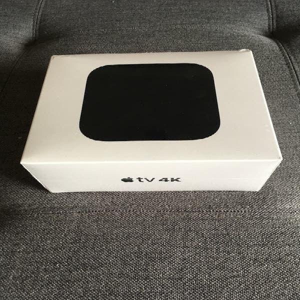 Apple tv 4k full hd 64gb precintado