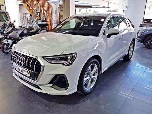 Audi q3 40 tfsi s line quattro s tronic '19
