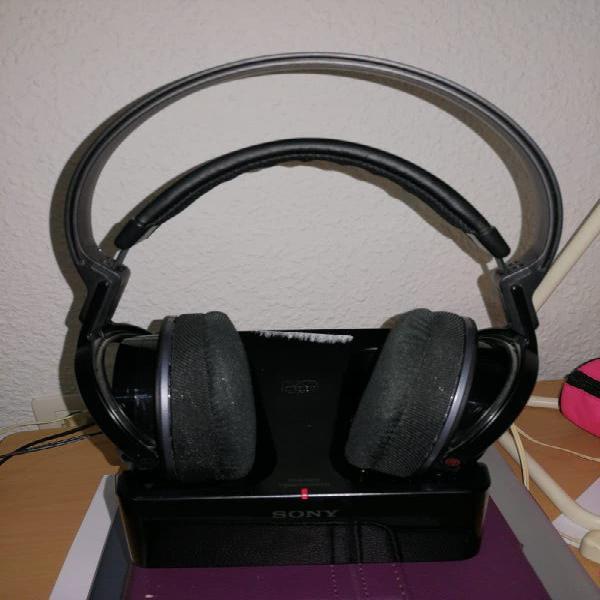 Auriculares/cascos inalámbricos sony