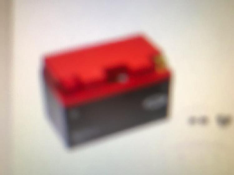 Batería litio honda vfr 800 03 a