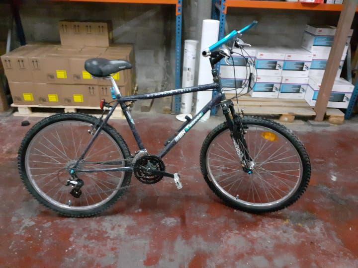 Bicicleta mtb bh tecnica
