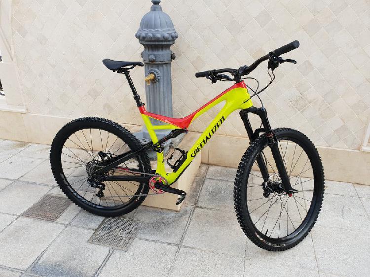 Bicicleta specialized stumpjumper fsr carbono 29