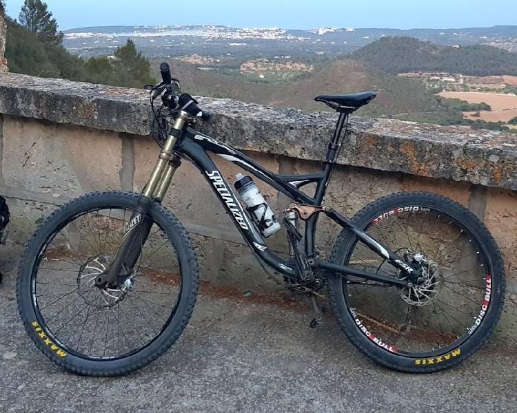 Bicicleta specialized enduro mtb
