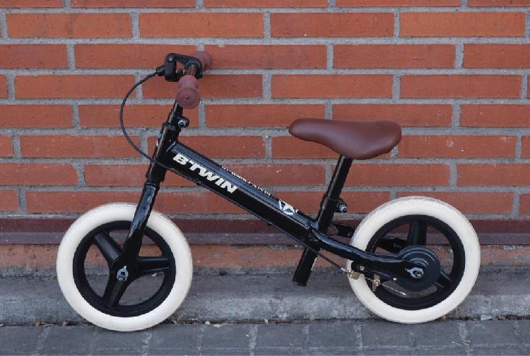 Bicicleta infantil sin pedales 10 pulgadas
