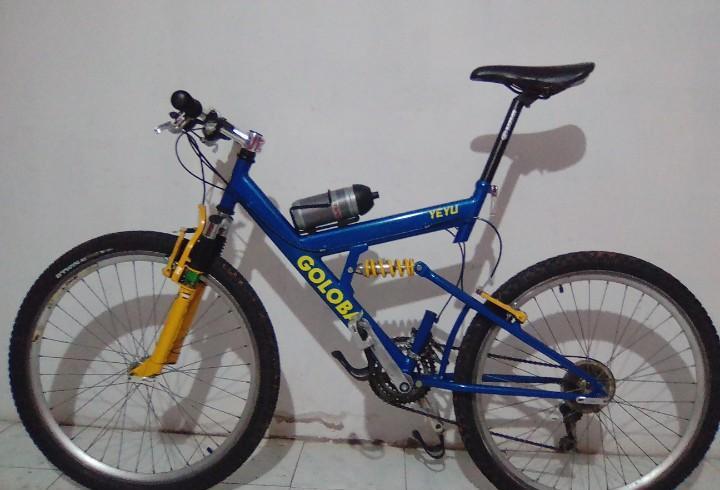 Bicicleta montaña btt mtb clásica años 90 togano