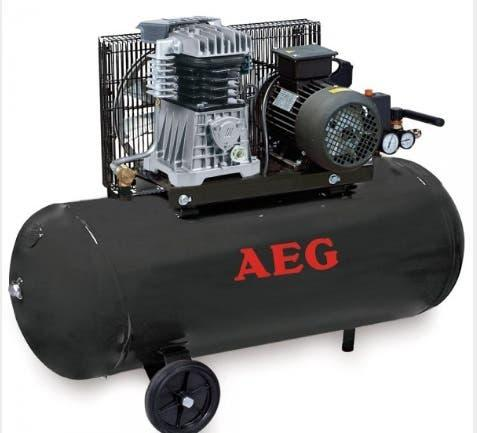 Compresor 50 l 3hp aeg