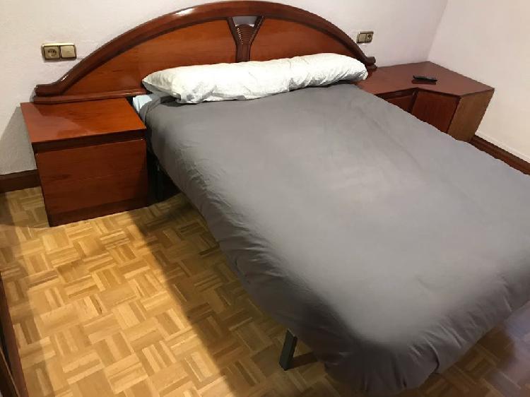 Cama 135 ( colchón y somier)