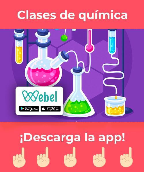 Clases particulares de química madrid