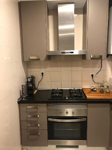 Cocina completa con electrodomésticos