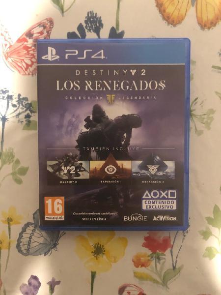 Destiny 2 edición especial