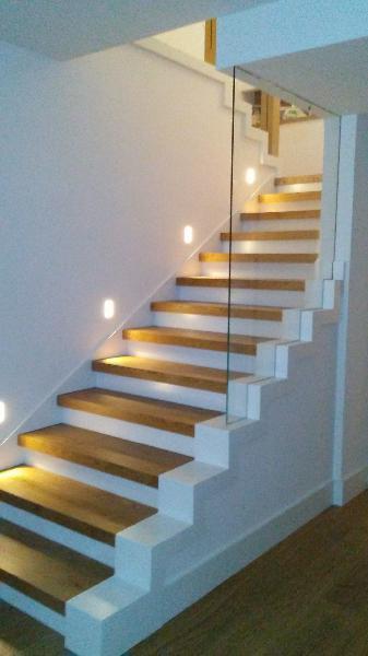 Elaboración de escaleras
