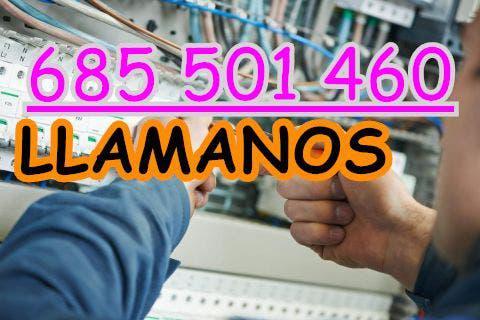Electricista profesional - instalaciones con