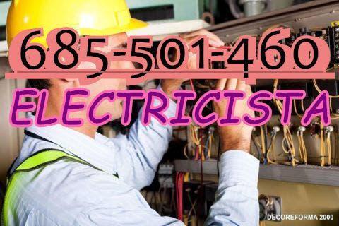 Electricista profesional - reparaciones cata