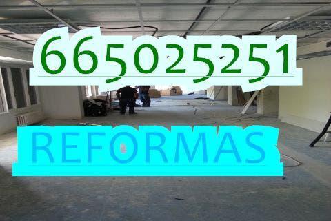 Empresa de reformas calidad