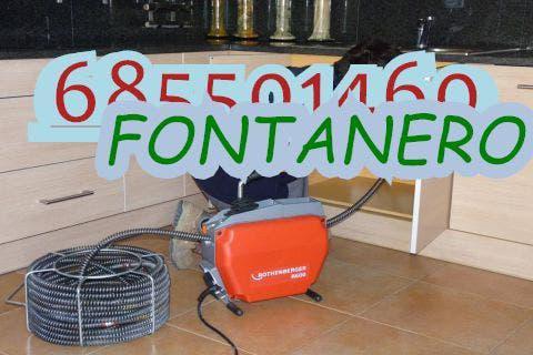 Fontanero profesional catalunya