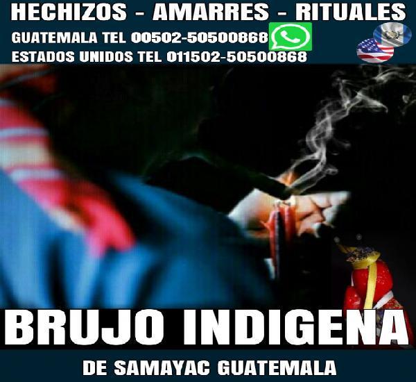 Indígena de samayac el brujo del amor... 00502-50500868
