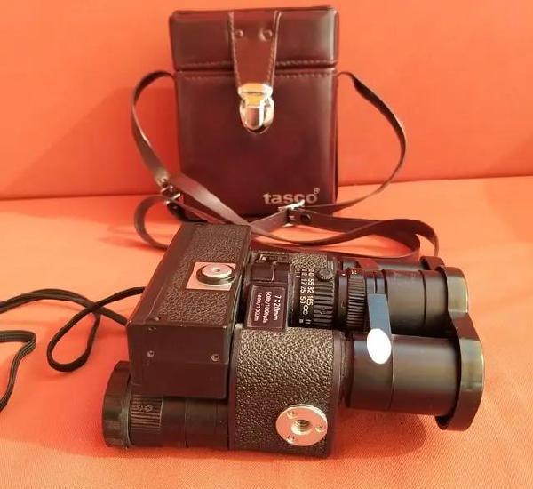Increíble binocular / cámara tasco 7800