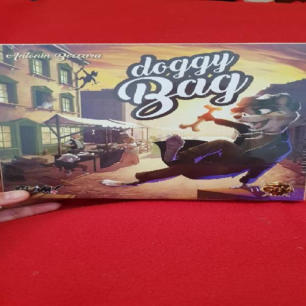 Juego de mesa doggy bag (nuevo)