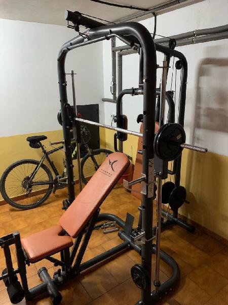 Maquina musculacion gym bm 900