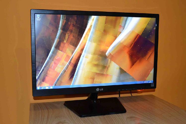 Monitor de ordenador lg de 22 pulgadas