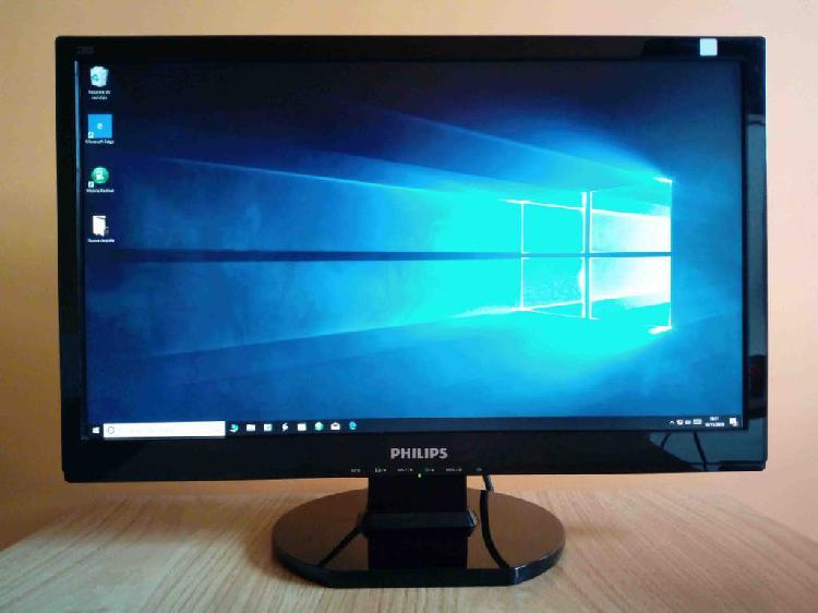 Monitor de ordenador philips de 22 pulgadas