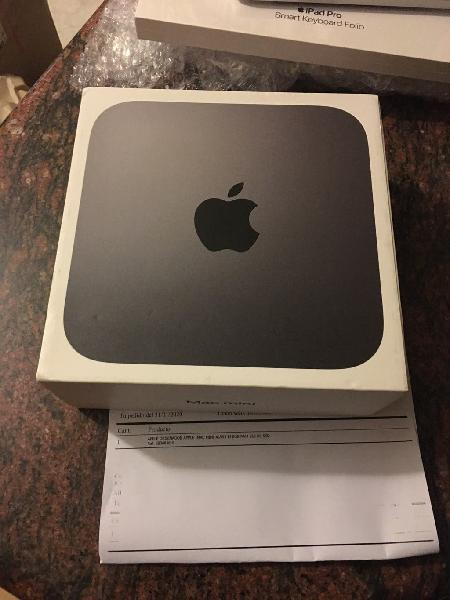 Mac mini 2019 garantía