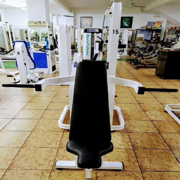 Maquina musculación/fitness press hombros