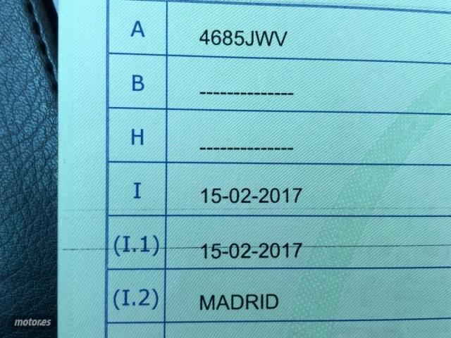 Mercedes clase c clase c coupe de 2017 con 61.500 km por