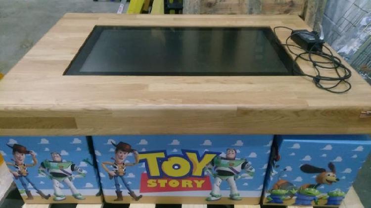 Mesa interactiva toy story