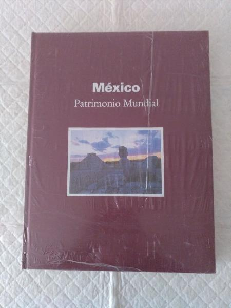 México. patrimonio mundial. libro