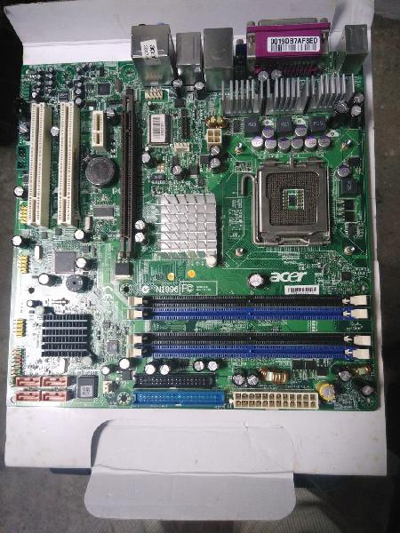 Placa base micro atx acer ms 7326 n1996