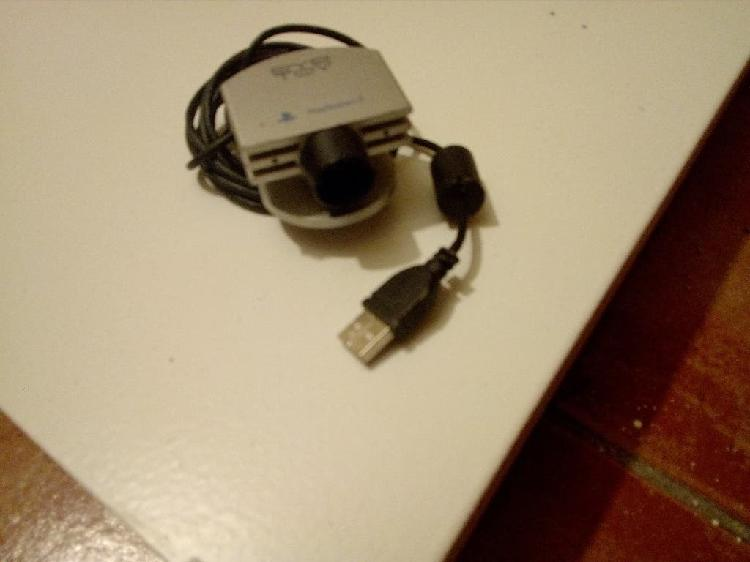 Ps2 cámara juegos 3d. etoy