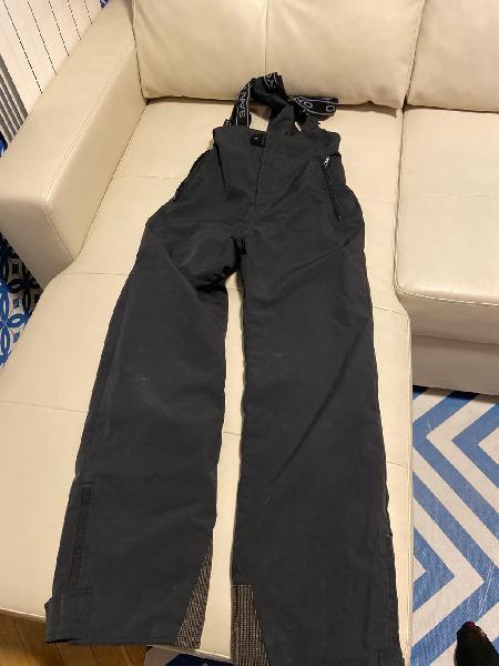 Pantalón esquí talla 40 marca santoyo negro