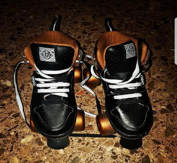 Patines oxelo talla 38