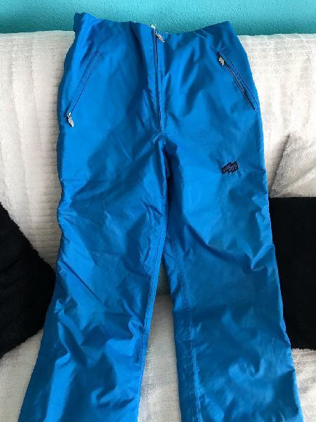 Peto pantalón esquí ski