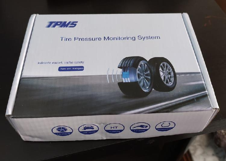Presión neumáticos tiempo real