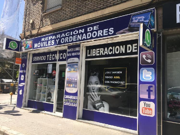 Reparamos tu móvil en nuestra tienda física