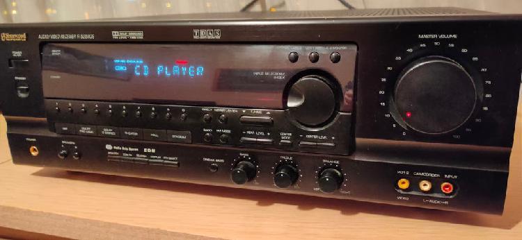 Sherwood r-525 receptor audio/video