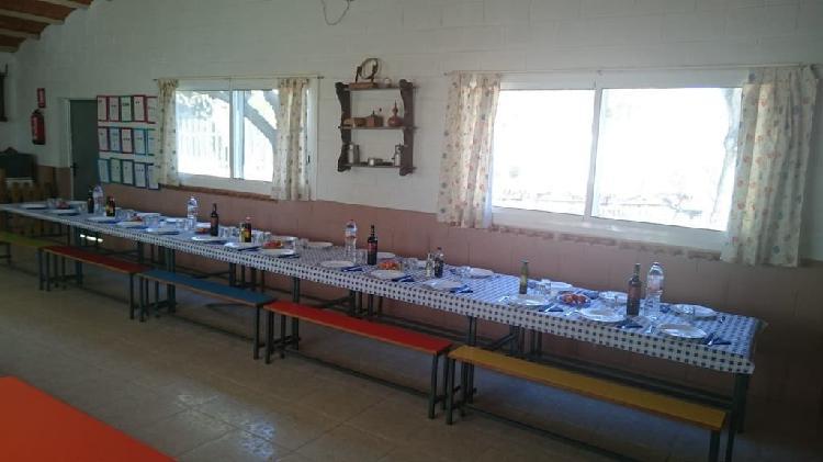 Sala para fiestas nocturnas
