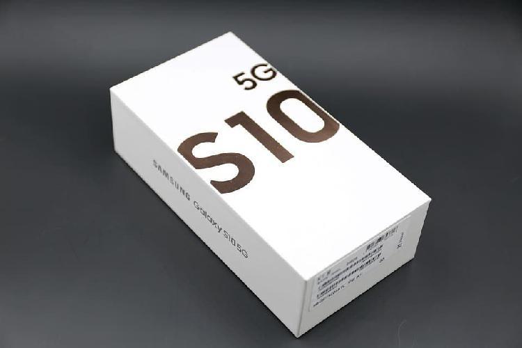Samsung galaxy s10 5g 256gb libre impecable