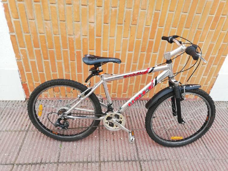 "Bici aluminio montaña 24"" mountain bike bicicleta"